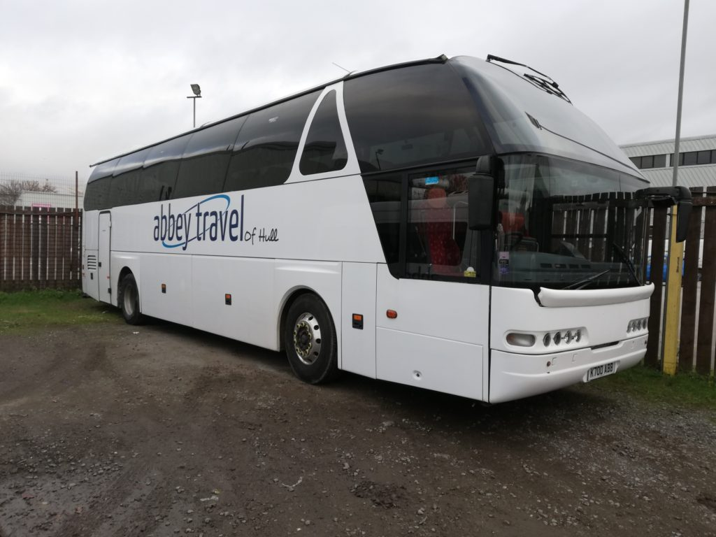 2006 Neoplan Starliner (MAN) ZF Astronic 48 Seater Executive Coach